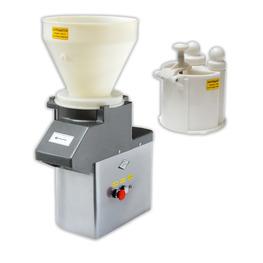 Овощерезательно-протирочная машина  МПО-1
