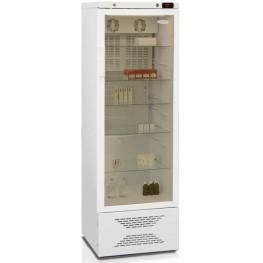 Фармацевтический шкаф Бирюса 350 (стеклянная дверь)