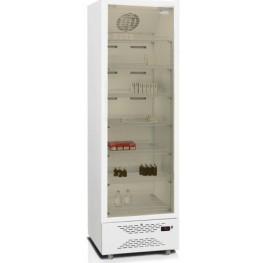 Фармацевтический шкаф Бирюса 550 (стеклянная дверь)