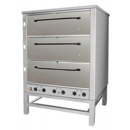 Хлебопекарная печь  ХПЭ-500 (нерж)