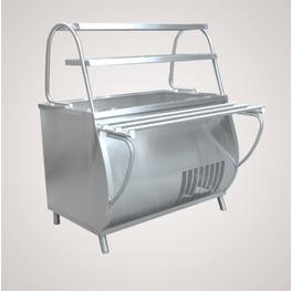 Прилавок  холодильный ПВВ(Н)-70М-НШ (открытый)