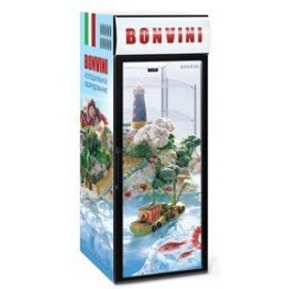 Холодильный шкаф Bonvini 350 BGС