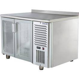Стол холодильный Полаир TD2-G (двери стеклянные)