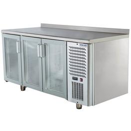 Стол холодильный Полаир TD3-G (двери стеклянные)